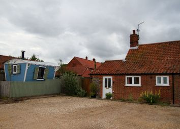 Thumbnail 1 bed end terrace house for sale in Holt Road, Field Dalling, Holt
