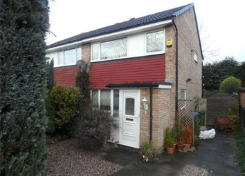 Thumbnail 3 bed semi-detached house to rent in Torrin Close, Davenport, Stockport, Cheshire