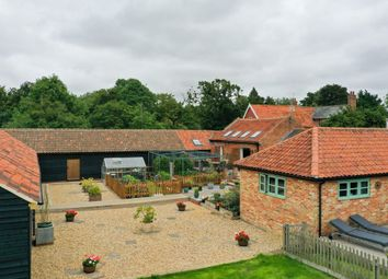 Thumbnail 3 bed barn conversion for sale in Priory Road, Fressingfield, Eye