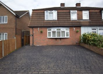 Thumbnail 4 bed semi-detached house for sale in White Hart Lane, Collier Row