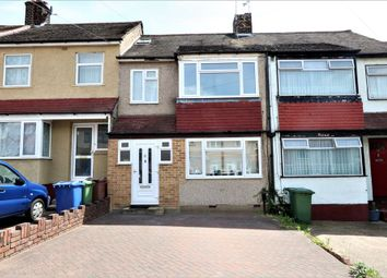 Thumbnail 4 bed terraced house to rent in Palmerston Road, Grays