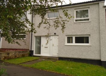 Thumbnail 3 bed terraced house to rent in Teal Crescent, East Kilbride, Glasgow