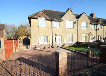Thumbnail 3 bed end terrace house for sale in Shepherds Hill, Guildford, Surrey