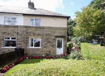 Thumbnail 3 bed terraced house for sale in Adgil Crescent, Southowram, Halifax