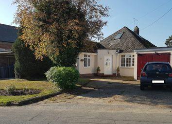 Thumbnail 3 bed detached bungalow for sale in Falkenham Road, Kirton, Ipswich