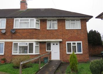Thumbnail 2 bed maisonette for sale in Vine Crescent, West Bromwich