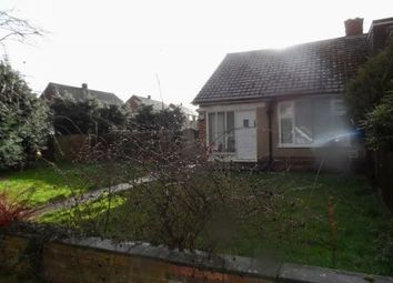 Thumbnail 2 bed semi-detached bungalow to rent in Deancourt Drive, Duston, Northampton