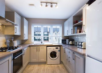 Thumbnail 3 bed town house for sale in Maud Avenue, Fareham