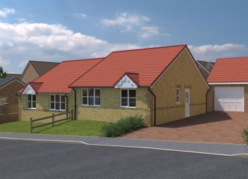 Thumbnail 2 bed semi-detached bungalow for sale in Tree Tops, Common Road, South Kirkby