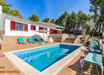 Thumbnail 4 bed chalet for sale in Urbanització Es Verger 07190, Esporles, Islas Baleares