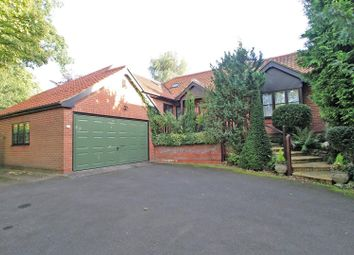 Thumbnail 4 bed detached bungalow for sale in Main Street, Woodborough, Nottingham
