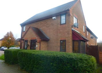 Thumbnail 1 bed terraced house to rent in Longhedge, Caldecotte, Milton Keynes