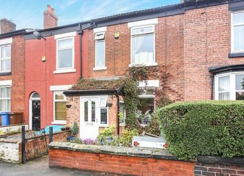 Thumbnail 3 bed terraced house for sale in Greg Street, Reddish, Stockport, Cheshire