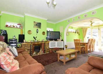 Thumbnail 3 bed detached bungalow for sale in Preston Road, Northfleet, Gravesend, Kent