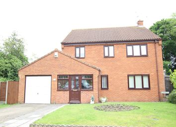 Thumbnail 4 bedroom detached house for sale in Orchard Grove, Claydon, Ipswich, Suffolk