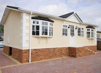 Thumbnail 2 Bed Mobile Park Home For Sale In Iford Bridge Old