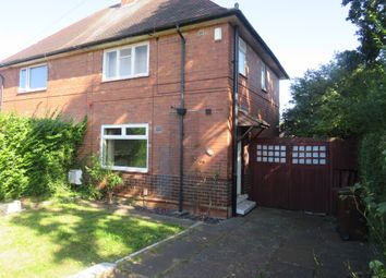 3 bed semi-detached house for sale in Bradfield Road, Nottingham NG8