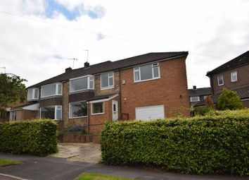 Thumbnail 4 bed property to rent in Wollaton Road, Bradway