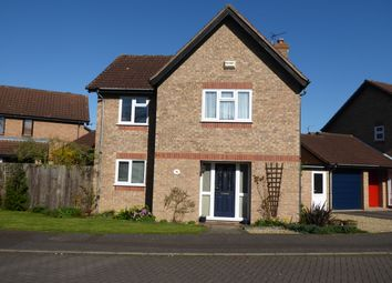 Thumbnail 4 bed detached house for sale in Derby Drive, Peterborough