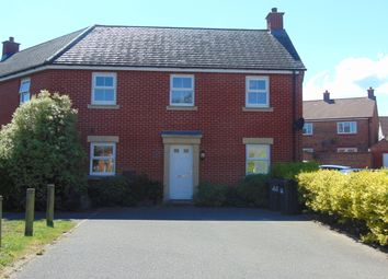 Thumbnail 2 bed semi-detached house to rent in Holt Close, Singleton, Ashford