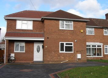 Thumbnail 6 bed detached house to rent in Kingsway, Leamington Spa