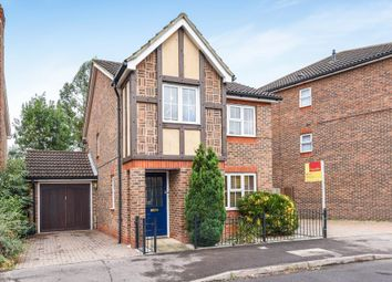 Thumbnail 3 bed detached house to rent in Didcot, Ladygrove