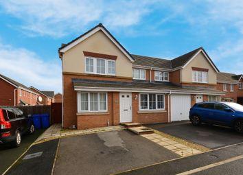 Thumbnail 3 bed semi-detached house for sale in Stephenson Grove, Burslem, Stoke-On-Trent