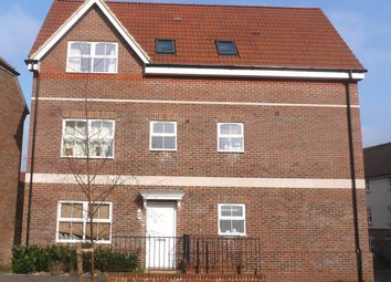 Thumbnail 2 bed flat to rent in Harwood Close, Codmore Hill, Pulborough
