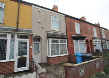 Thumbnail 3 bedroom terraced house to rent in Ribble Avenue, Ribble Street, Hull