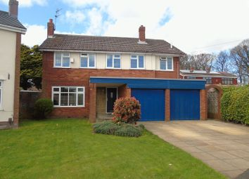 Thumbnail 5 bedroom detached house for sale in Teynham Avenue, Knowsley, Prescot