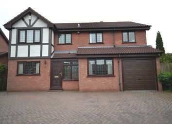 Thumbnail 5 bed detached house for sale in Constance Avenue, Stoke-On-Trent
