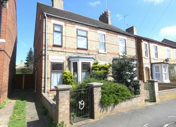 Thumbnail 3 bed semi-detached house for sale in Huntly Grove, Peterborough, Cambridgeshire
