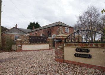 Thumbnail 6 bed country house for sale in Bratoft, Skegness