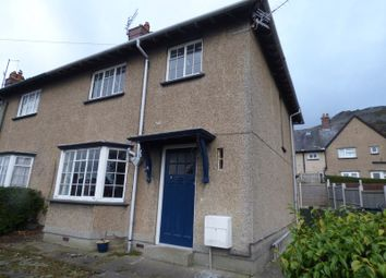 Thumbnail 3 bed property for sale in Cwm Road, Penmaenmawr