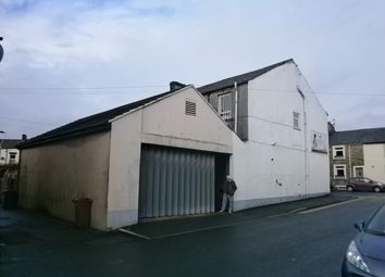Thumbnail Industrial for sale in Corporation Street, Clitheroe