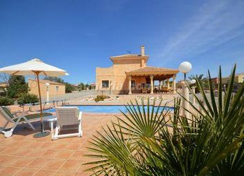 Thumbnail 4 bed villa for sale in Villa Delfin, Albox, Almeria