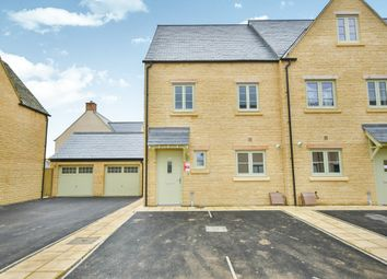 Thumbnail 3 bed semi-detached house for sale in Quercus Road, Tetbury