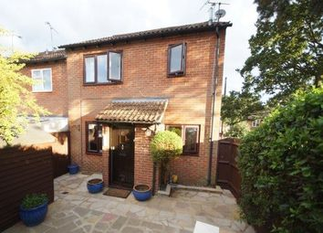 Thumbnail 1 bed end terrace house for sale in Amber Close, Bordon