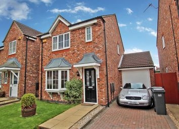 Thumbnail 3 bed detached house for sale in Sanderson Drive, Mapperley, Nottingham
