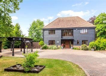 Woodhill, Send, Woking, Surrey GU23. 5 bed barn conversion