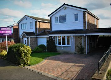 Thumbnail 3 bed detached house for sale in Celandine Rise, Swinton