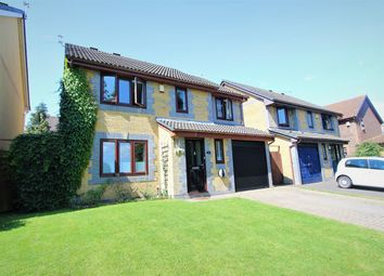 Burleigh Way, Wickwar, Wotton-Under-Edge, South Gloucestershire GL12. 5 bed detached house