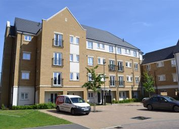 Thumbnail 1 bed flat for sale in Longland Place, Epsom