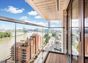 Thumbnail 2 bedroom flat for sale in Ambassador Building, Embassy Gardens, Nine Elms