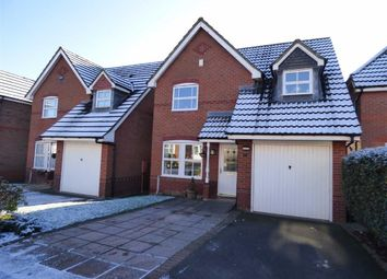 Thumbnail 3 bed detached house for sale in Mercury Close, Daventry