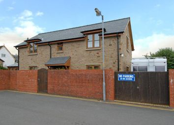 Thumbnail 2 bed detached house for sale in Kington, Herefordshire