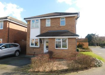 Thumbnail 3 bedroom detached house for sale in St. Albans Close, Long Eaton, Nottingham