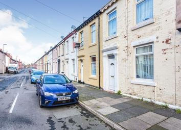 Thumbnail 2 bedroom terraced house for sale in Fairfield Road, Blackpool, Lancashire