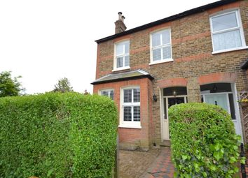 Thumbnail 4 bedroom end terrace house for sale in Briscoe Road, Hoddesdon