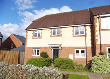 Thumbnail 4 bedroom end terrace house for sale in St Crispin Drive, Upton, Northampton